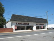 Lancaster Galleries store in Lynchburg