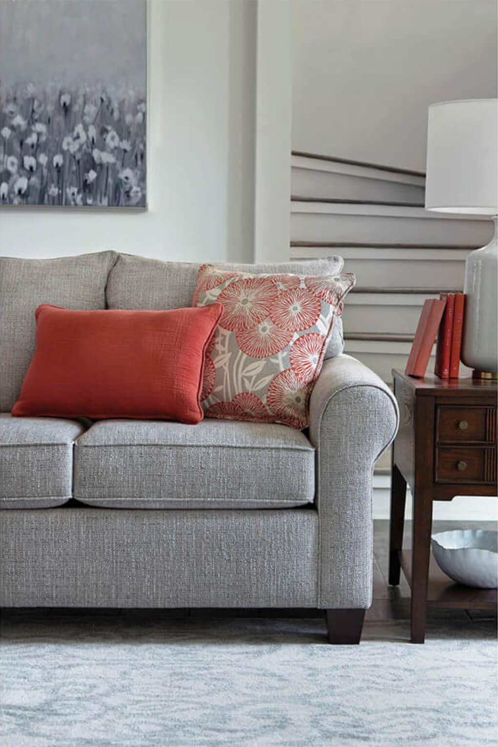 Sofa by England Furniture at Lancaster Galleries